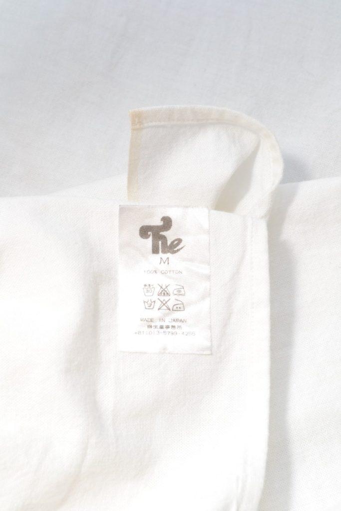 THE BANG S/S 半袖 襦袢 ビッグシルエットTシャツの買取実績画像