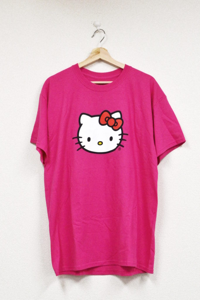 × Hello Kitty Collection/Tシャツ