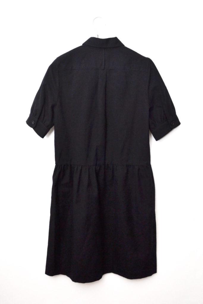 2014AW/コットンウールツイル ワンピース ドレスの買取実績画像