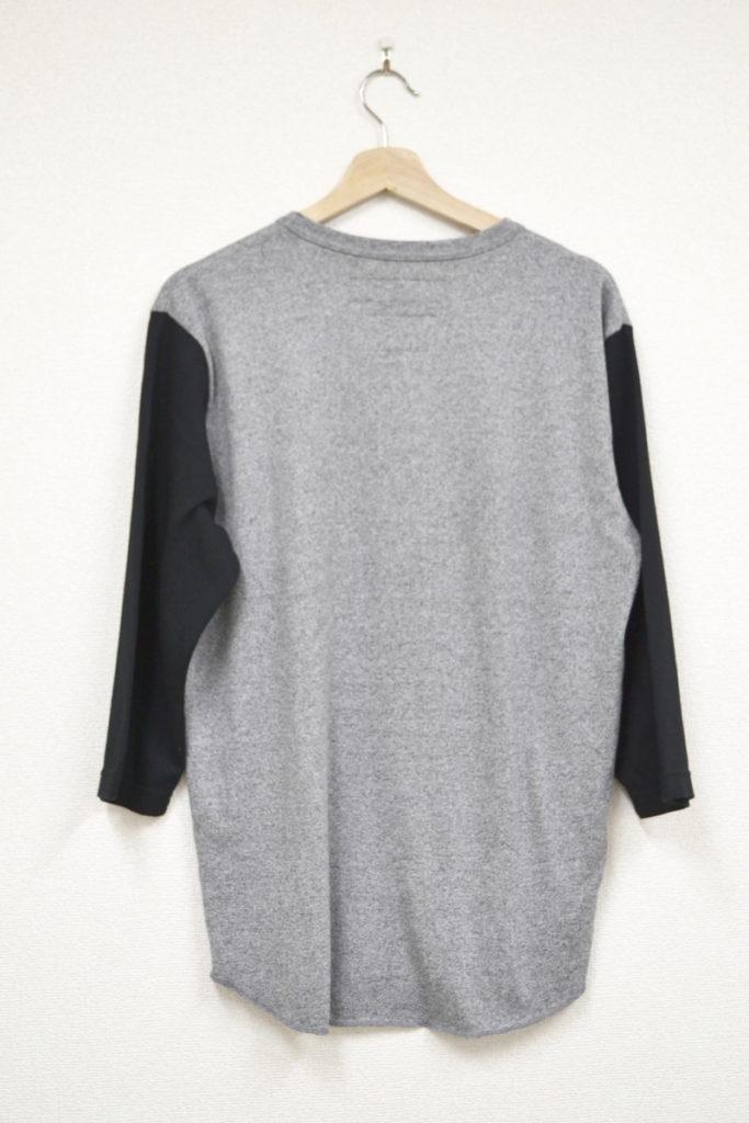 2018SS/TOP SLEEVE/CE-CREW 3Q NBHD 7分袖Tシャツ カットソーの買取実績画像