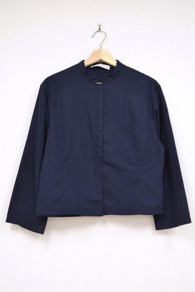 スタンドカラー フロントフック ジャケットの買取実績画像
