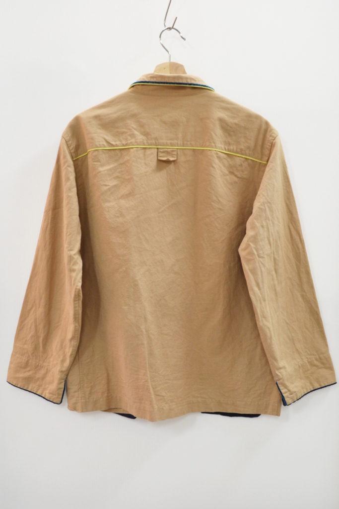 PLUS/2013AW/コットンリネン パジャマシャツの買取実績画像