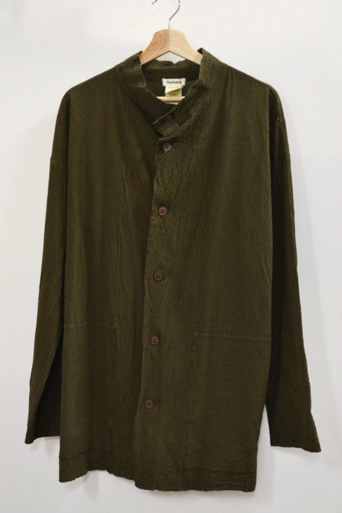 2000SS/縮絨加工 シャツジャケット