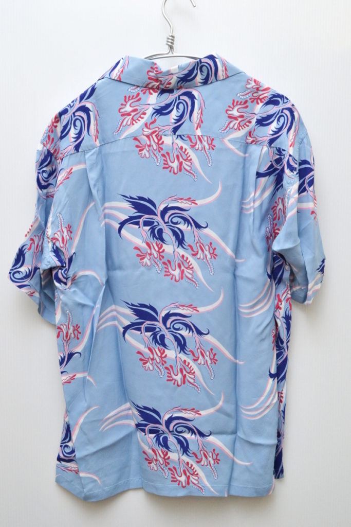 2018/CORAL HIBISCUS アロハシャツの買取実績画像