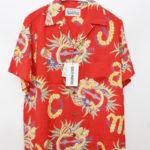 2018SS/JAMAICA FLOWER S/S HAWAIIAN SHIRT ジャマイカ アロハシャツ