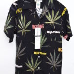× WACKO MARIA ◆ HAWAIIAN SHIRT ( type-2) マリファナ アロハシャツ