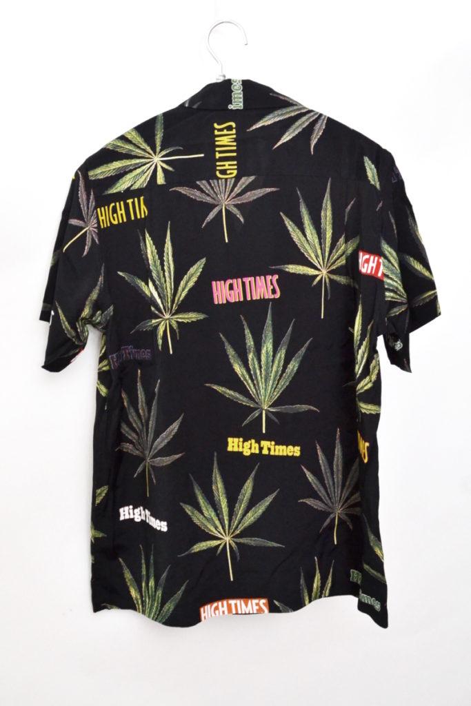 × WACKO MARIA ◆ HAWAIIAN SHIRT ( type-2) マリファナ アロハシャツの買取実績画像