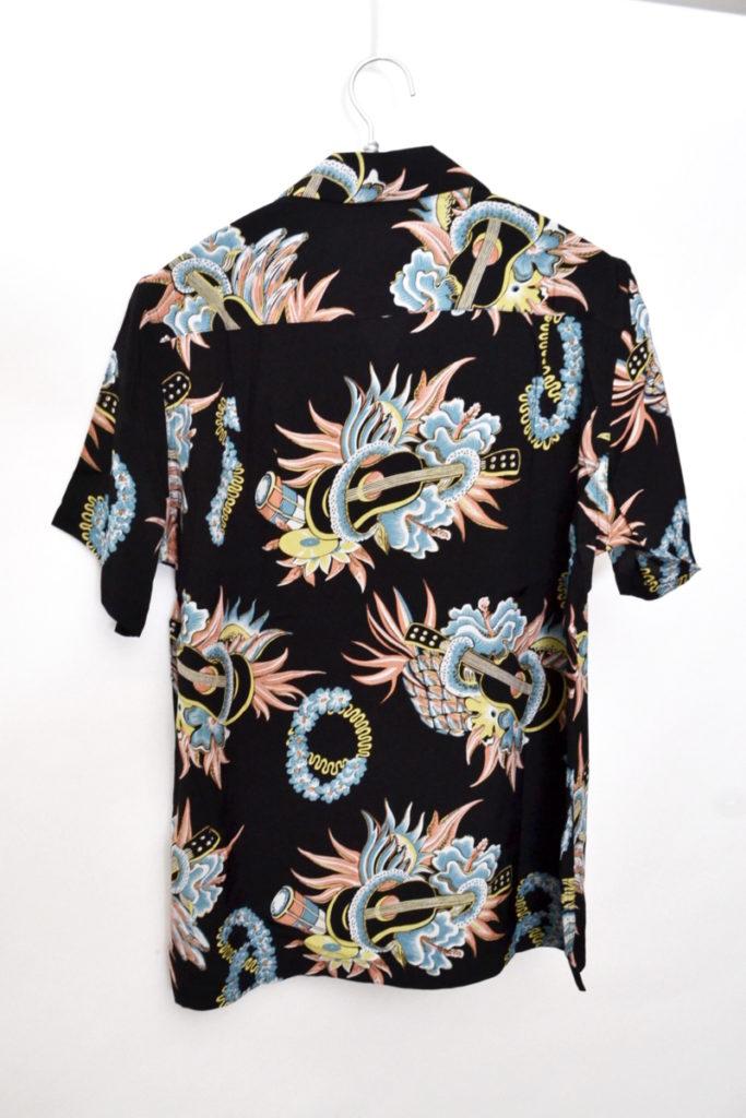 2018SS/JAMAICA FLOWER S/S HAWAIIAN SHIRT アロハシャツ ハワイアンシャツの買取実績画像