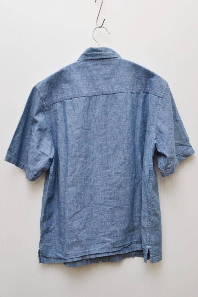半袖シャンブレーシャツの買取実績画像