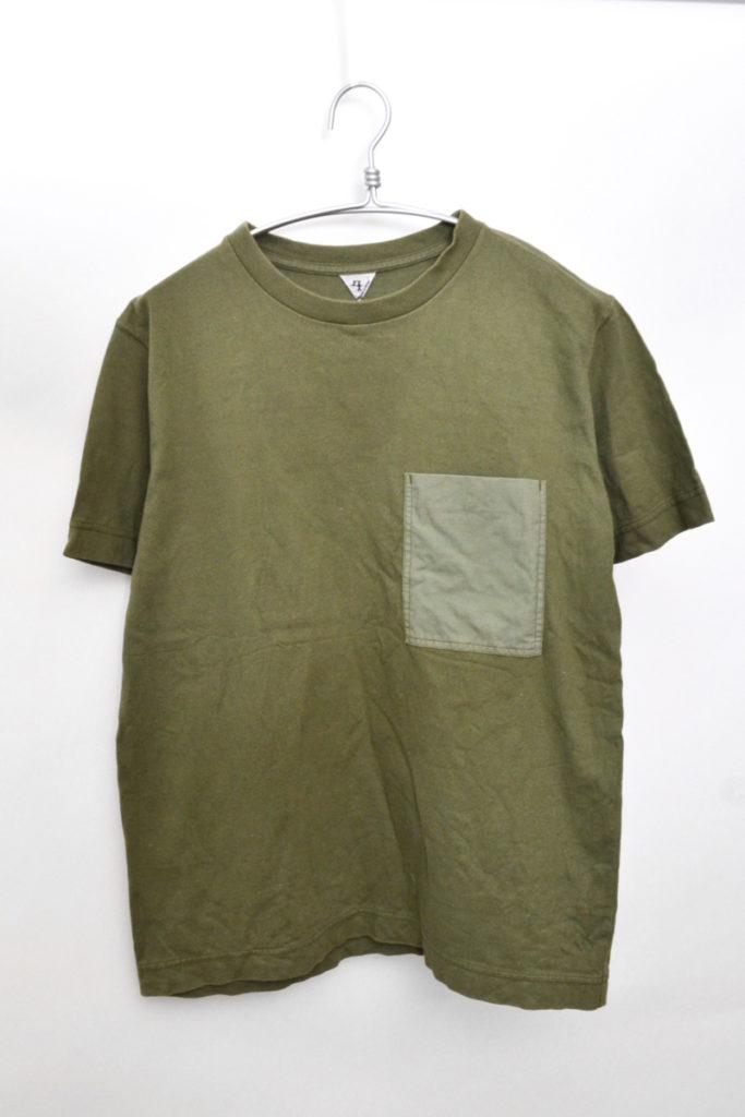 2015SS/WILBER デカポケットTシャツ
