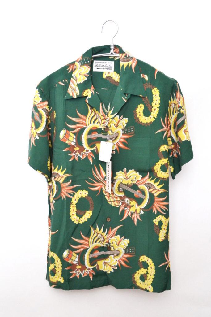 2018SS/JAMAICA FLOWER S/S HAWAIIAN SHIRT アロハシャツ ハワイアンシャツ