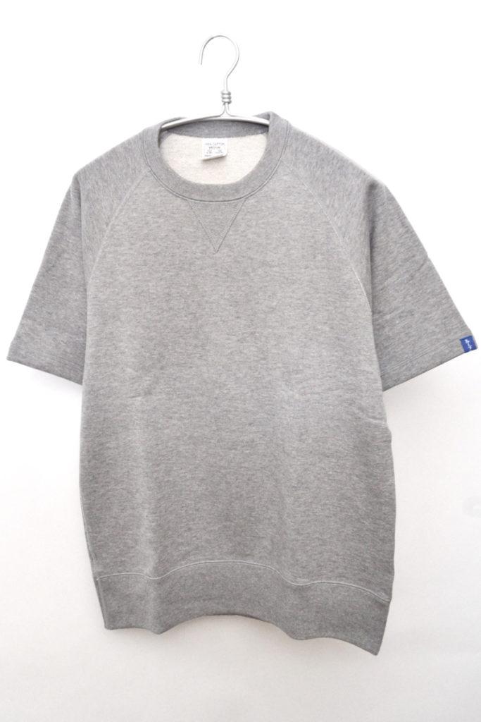 EXTRA LIGHT 半袖スウェットシャツ Tシャツ
