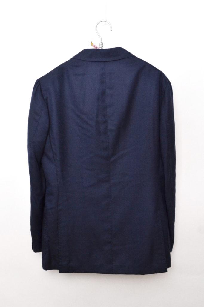 カシミヤ シルク 3B テーラードジャケットの買取実績画像