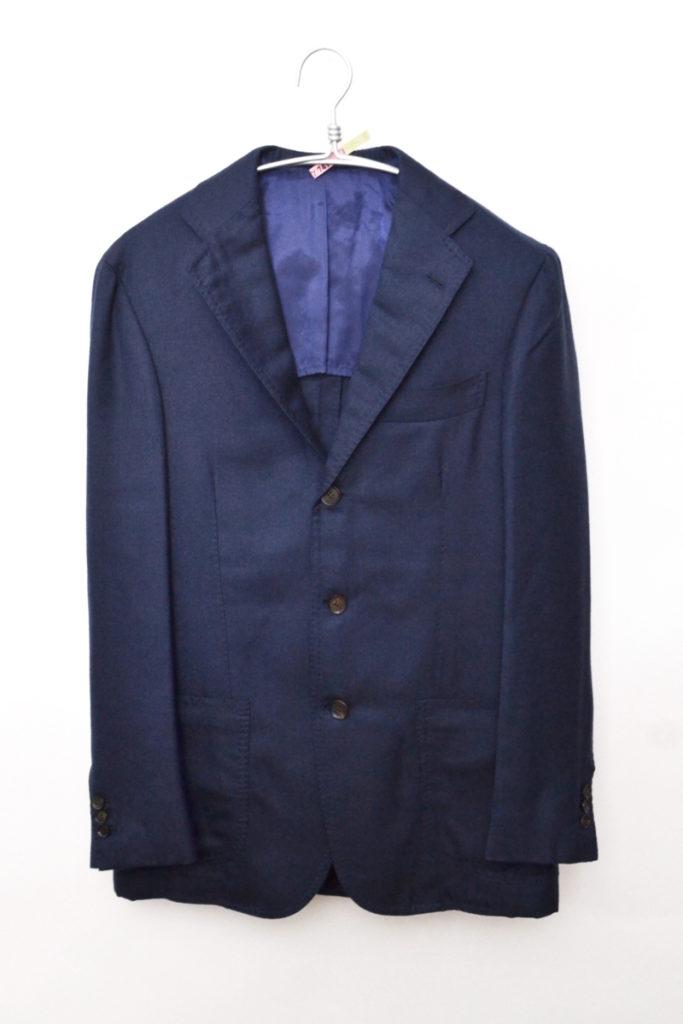 カシミヤ シルク 3B テーラードジャケット