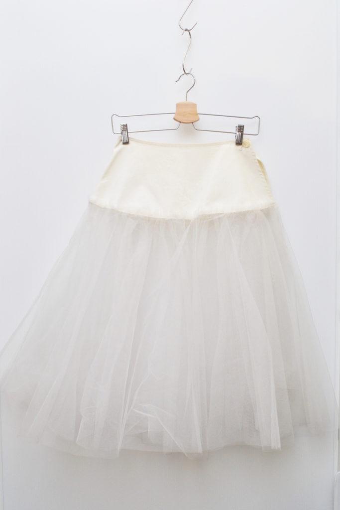 1995SS/チュールスカート