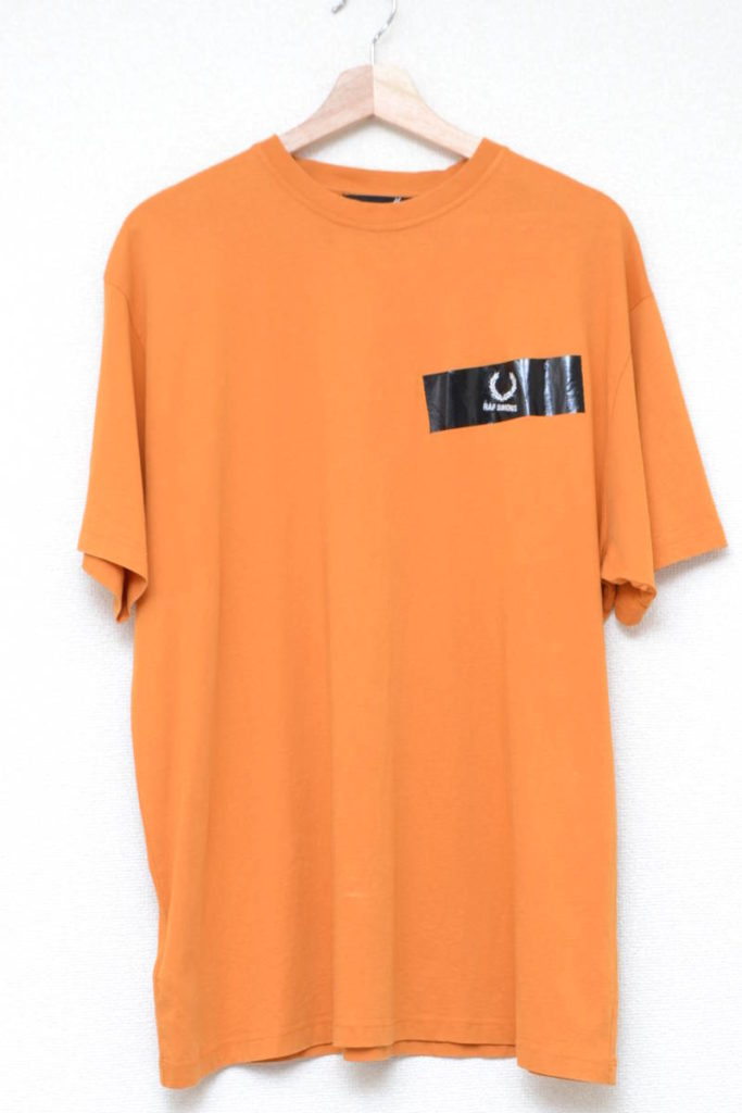 × FRED PERRY/TAPE DETAIL T-SHIRT テープディティールTシャツ