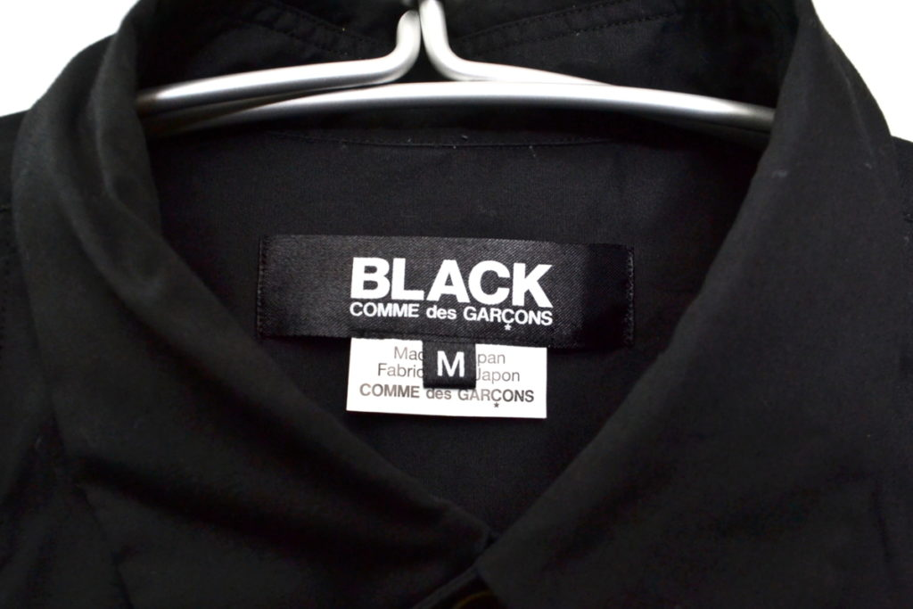 AD2018 19SS/フロントジップシャツの買取実績画像