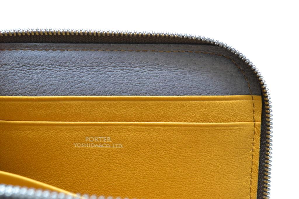 CRUST WALLET L字ジップ ウォレット 財布の買取実績画像