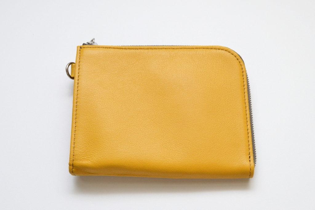 CRUST WALLET L字ジップ ウォレット 財布