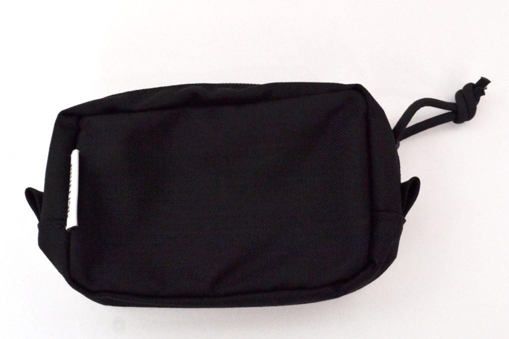 ONE ZIP POUCH S ワンジップ ポーチ