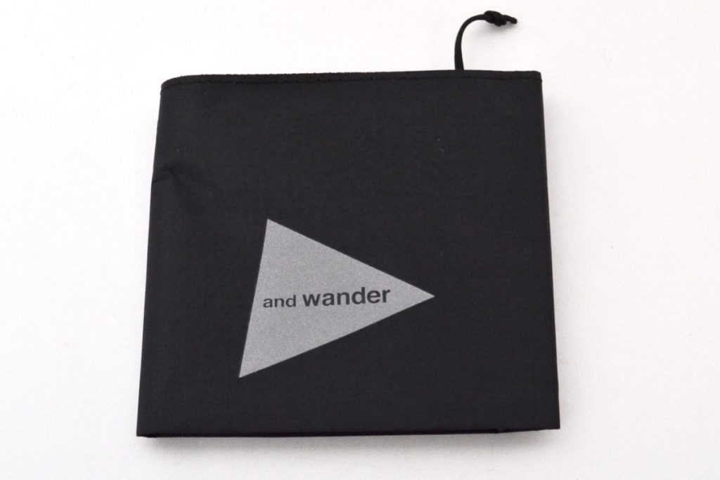 hybrid cuben fiber wallet 2つ折り財布 ウォレット