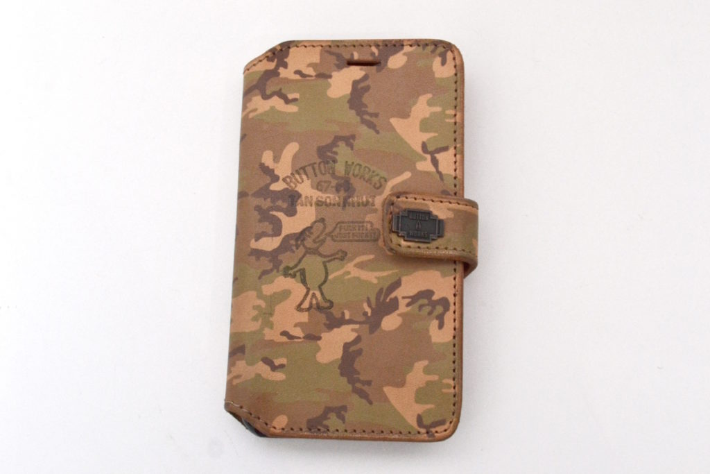 Camouflage iPhone Case カモフラ アイフォン ケース