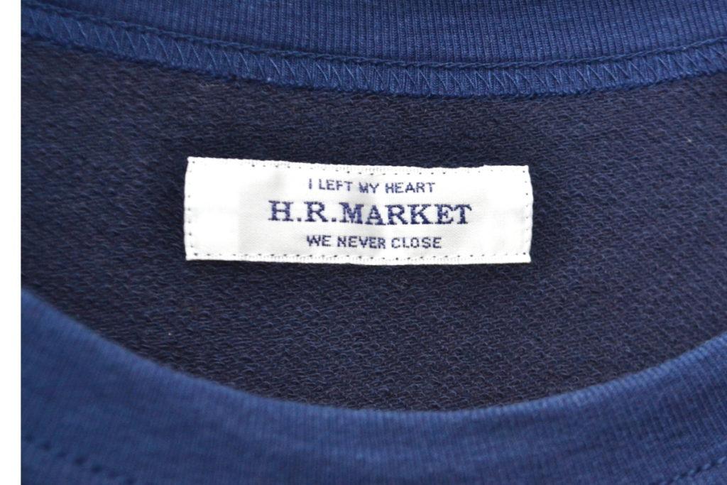 2019/ HRワッペン フレンチテリーTシャツ ポケット付きカットソーの買取実績画像
