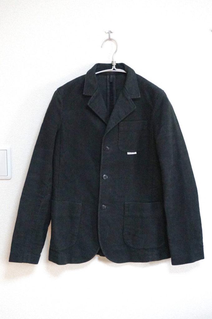 モールスキン 3Bジャケット