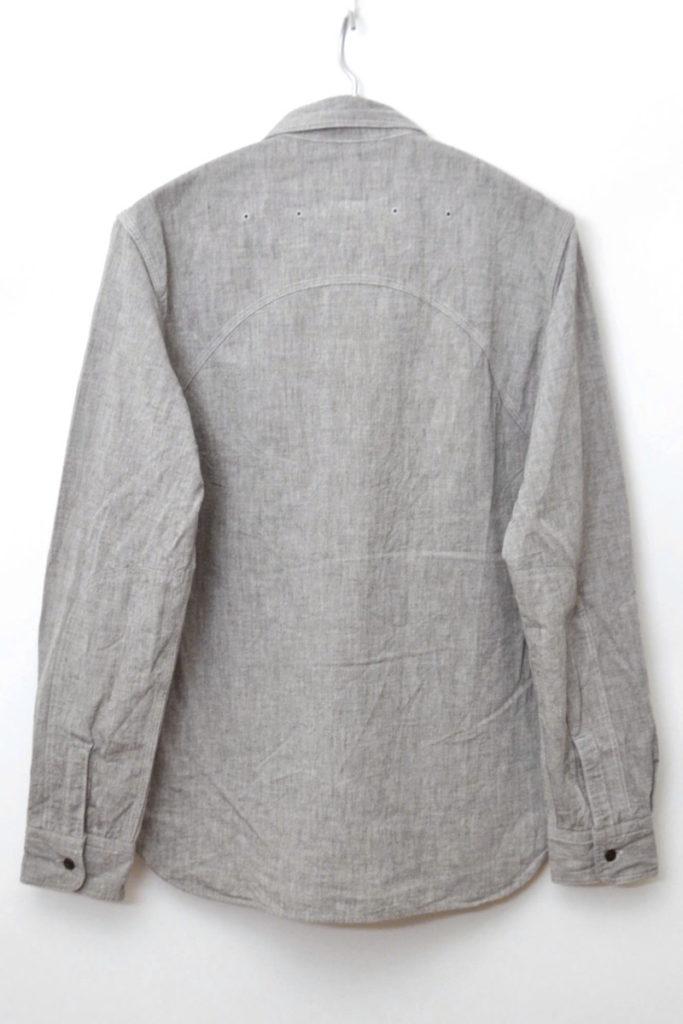 MEDICAL SHIRT コットンシャンブレー メディカルシャツの買取実績画像