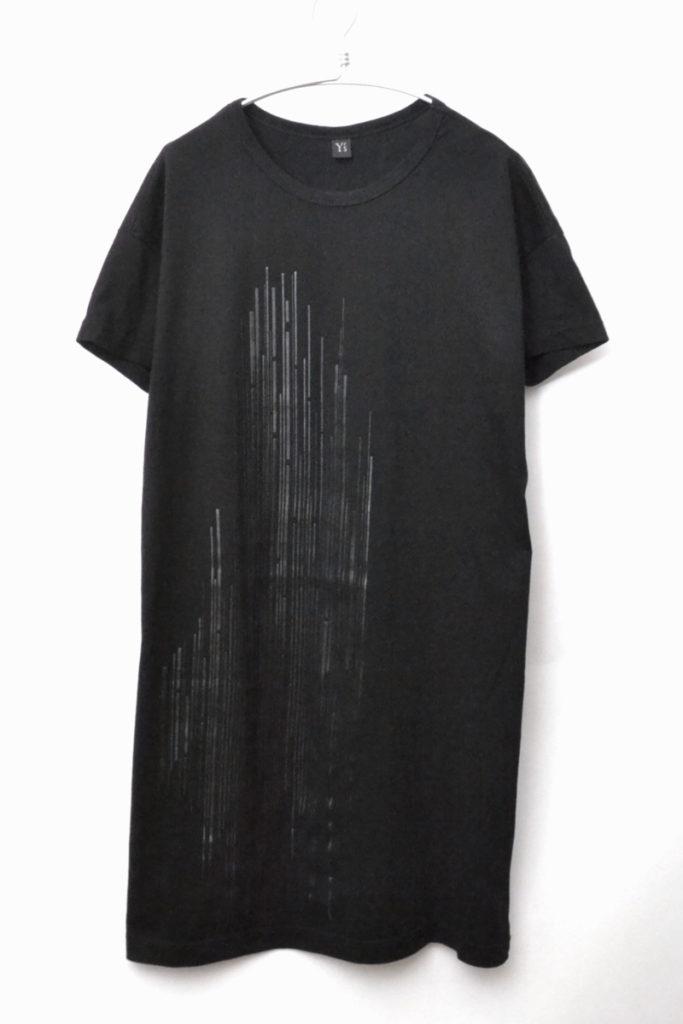 2018AW PRE/Stripe Print Short Sleeve T-shirt ストライププリント ショートスリーブTシャツ