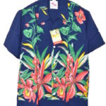 """Special Edition """"ORCHID AND PINEAPPLE"""" アロハシャツ"""