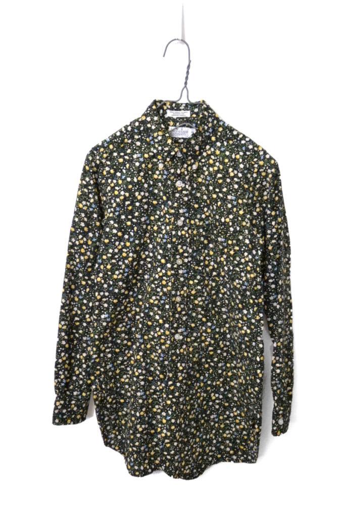 19th B.D.Shirt Flower Print ボタンダウンシャツ