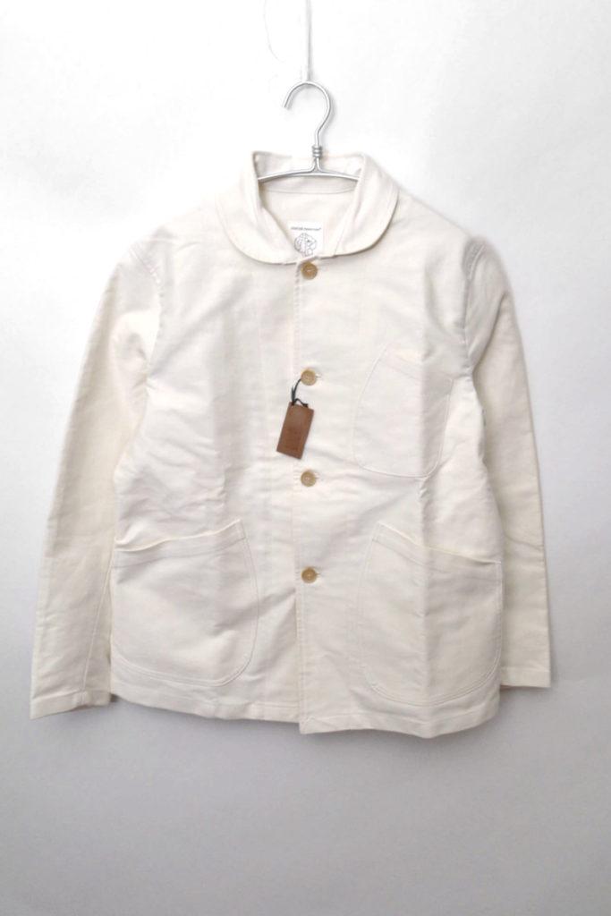 モールスキン カバーオールジャケット