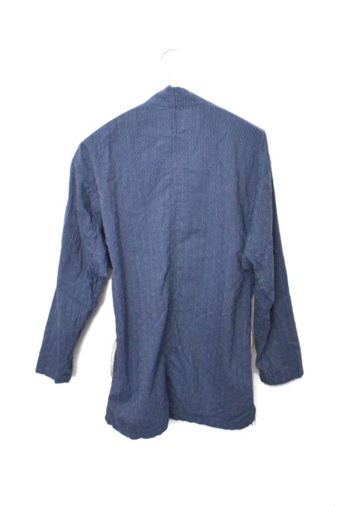 2016SS/ noragi jacket ドビー刺し子 野良着 ジャケット カーディガンの買取実績画像