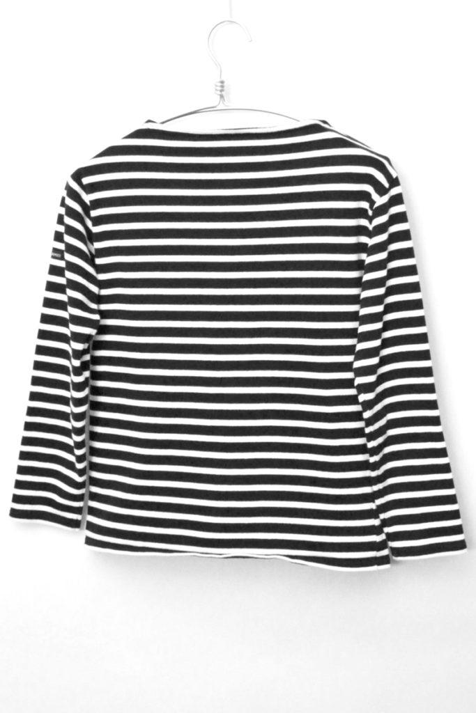 L'ATELIER/OUESSAT ウエッソン ボーダーバスクシャツの買取実績画像