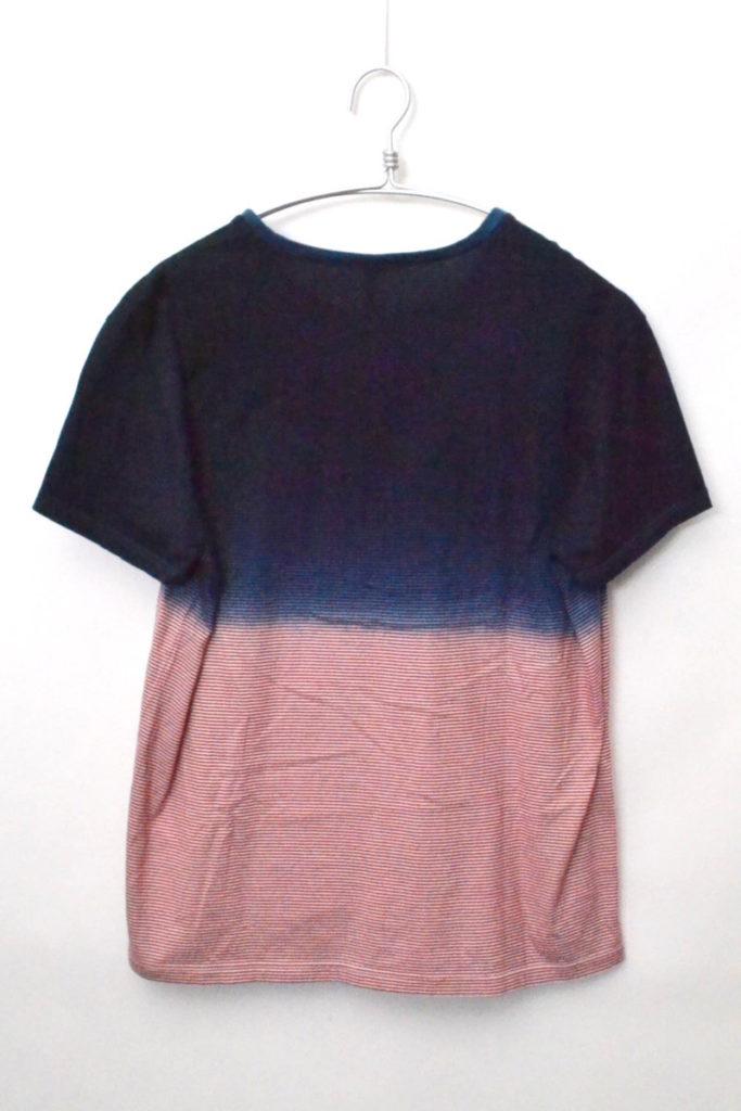 2016SS/ Gradation border CS グラデーションボーダーカットソー Tシャツの買取実績画像