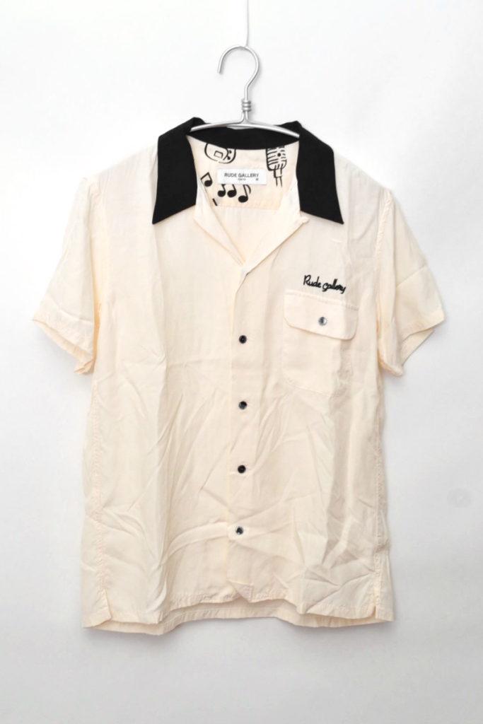 2016SS/ レーヨン ボーリングシャツ