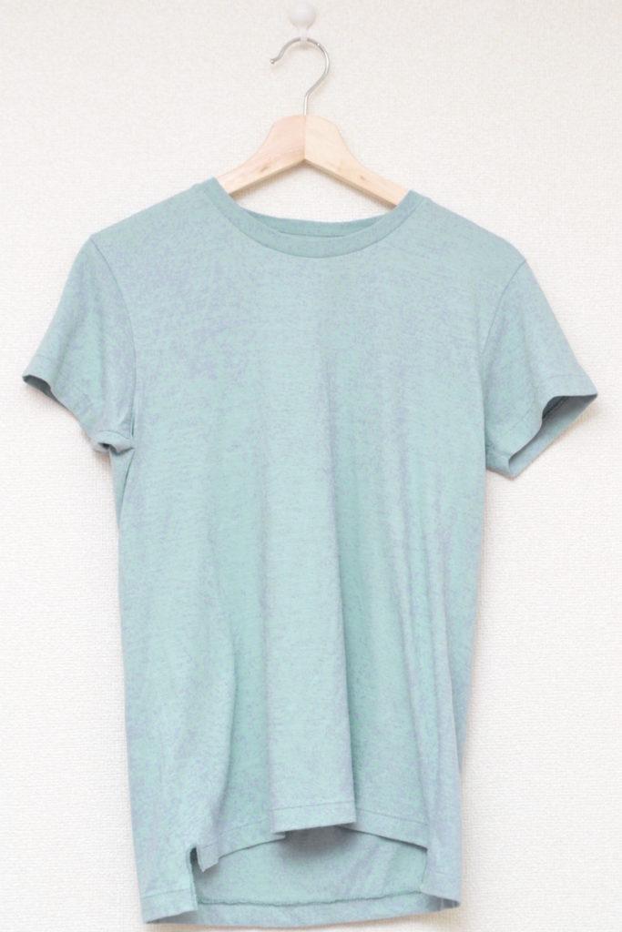 SEAMLESS CREW NECK TEE シームレス クルーネック 半袖 Tシャツ