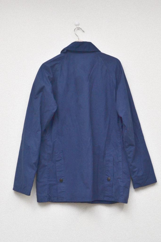 BEDALE NON-WAX ビデイル ノンワックスジャケットの買取実績画像