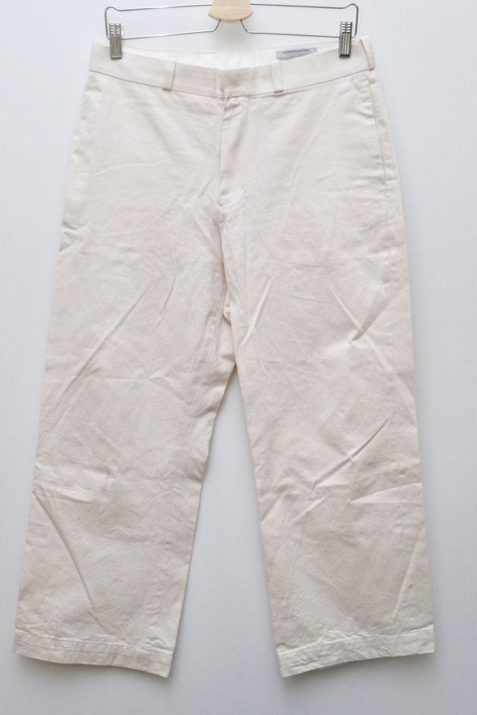 2019SS/STRAIGHT – CHINO CLOTH PANT ストレート チノパンツ