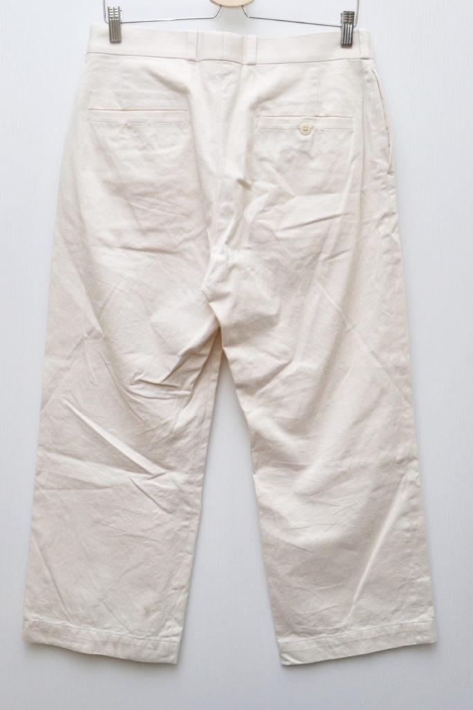 2019SS/STRAIGHT – CHINO CLOTH PANT ストレート チノパンツの買取実績画像