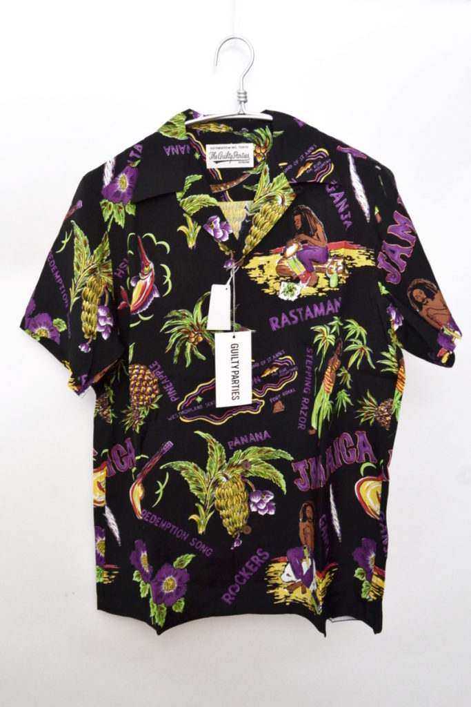 2018AW/JAMAICA S/S HAWAIIAN SHIRT ジャマイカ アロハシャツ