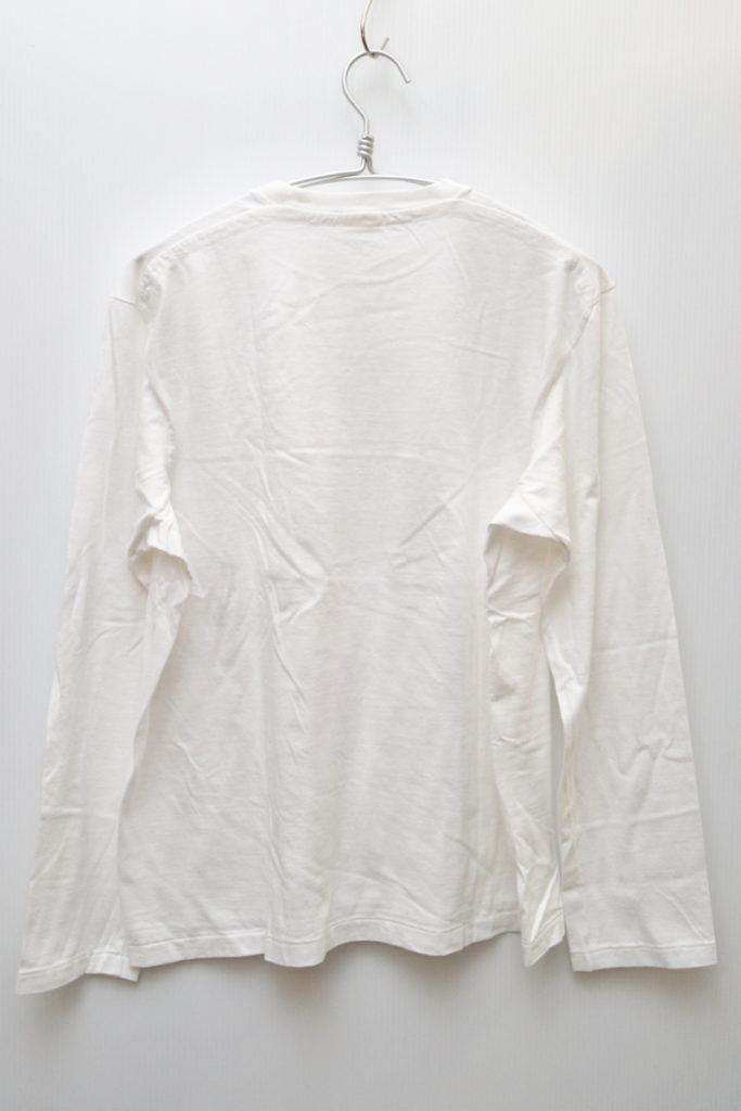 38062 CREW NECK POCKET L/S TEE クルーネック ポケット 長袖Tシャツの買取実績画像