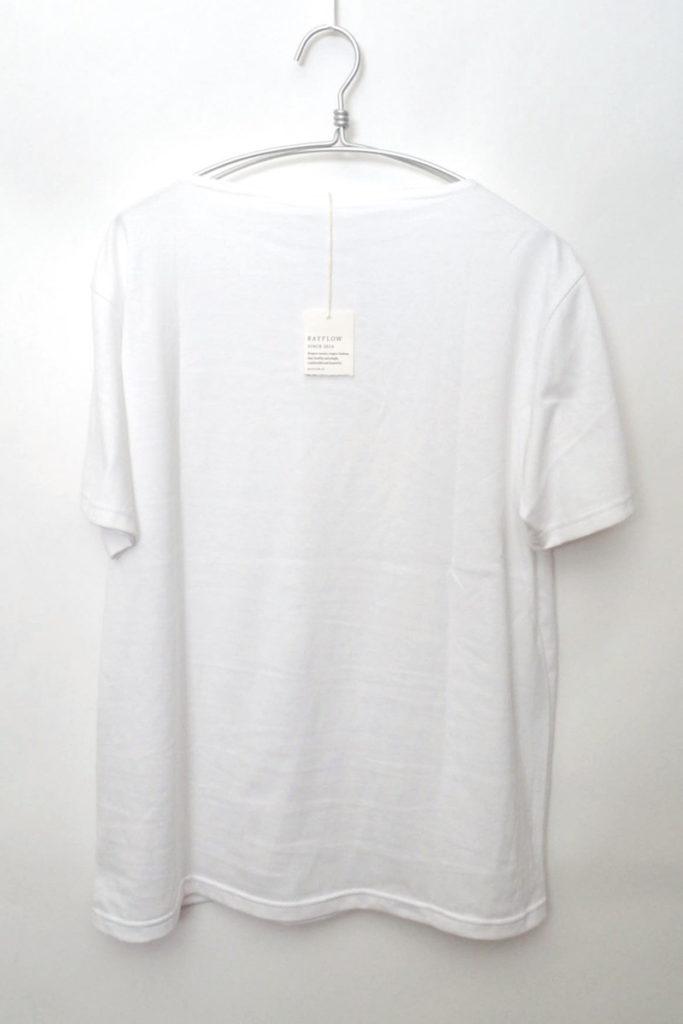 ボートネック 無地 Tシャツの買取実績画像