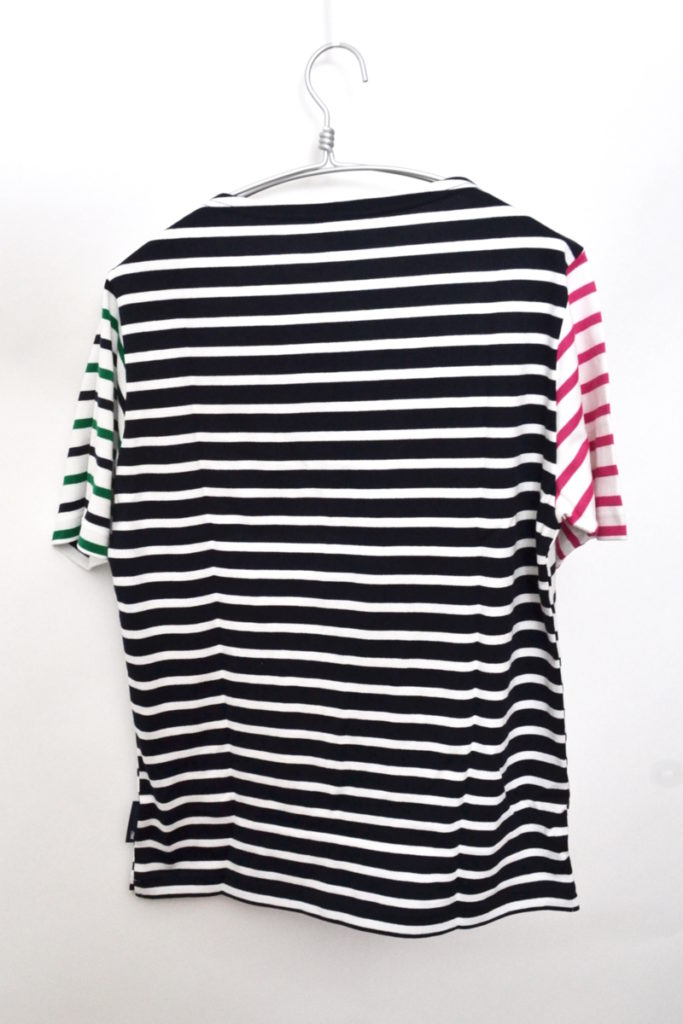 マルチボーダー 半袖Tシャツ バスクシャツの買取実績画像
