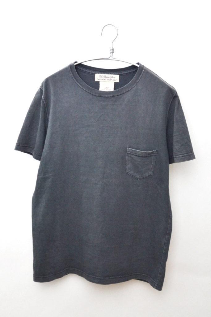 ヴィンテージ加工 ポケットTシャツ