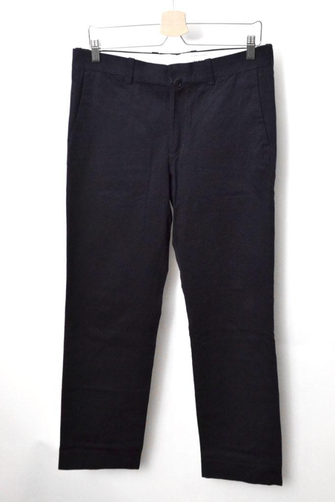 17652 CHINO CLOTH PANTS | PIPED STEM チノパンツ