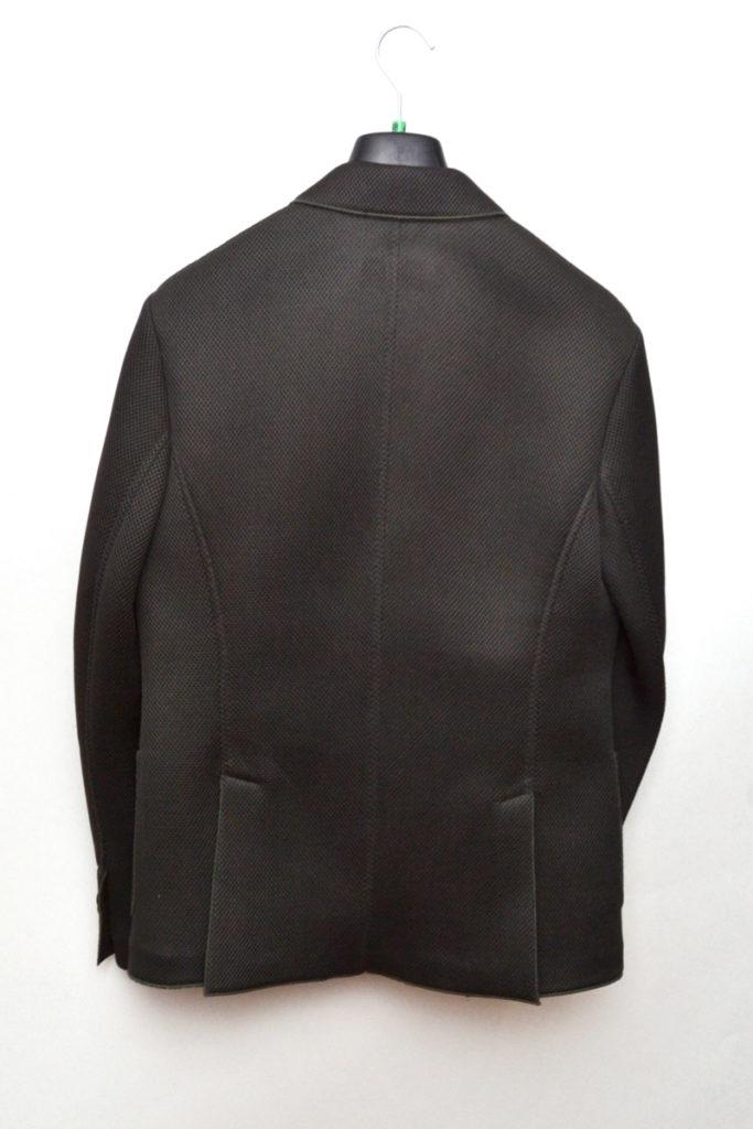 ダブルフェイス メッシュ テーラードジャケットの買取実績画像