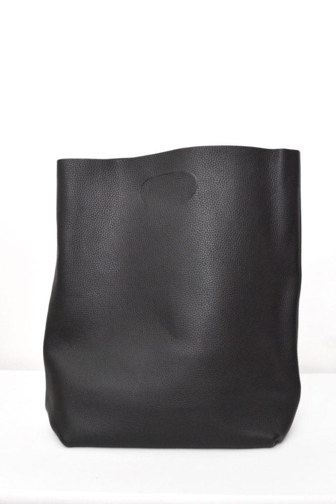 not eco bag big ノットエコバッグ レザーバッグの買取実績画像