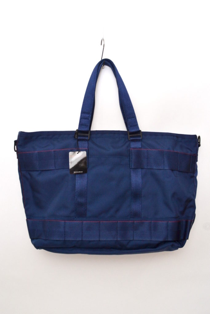 × BEAMS PLUS ◆ 別注 MIL TRAINING TOTE トレーニングトートバッグ